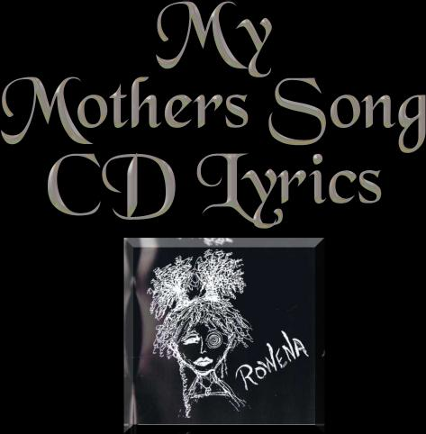 My Mother's Song title graphic